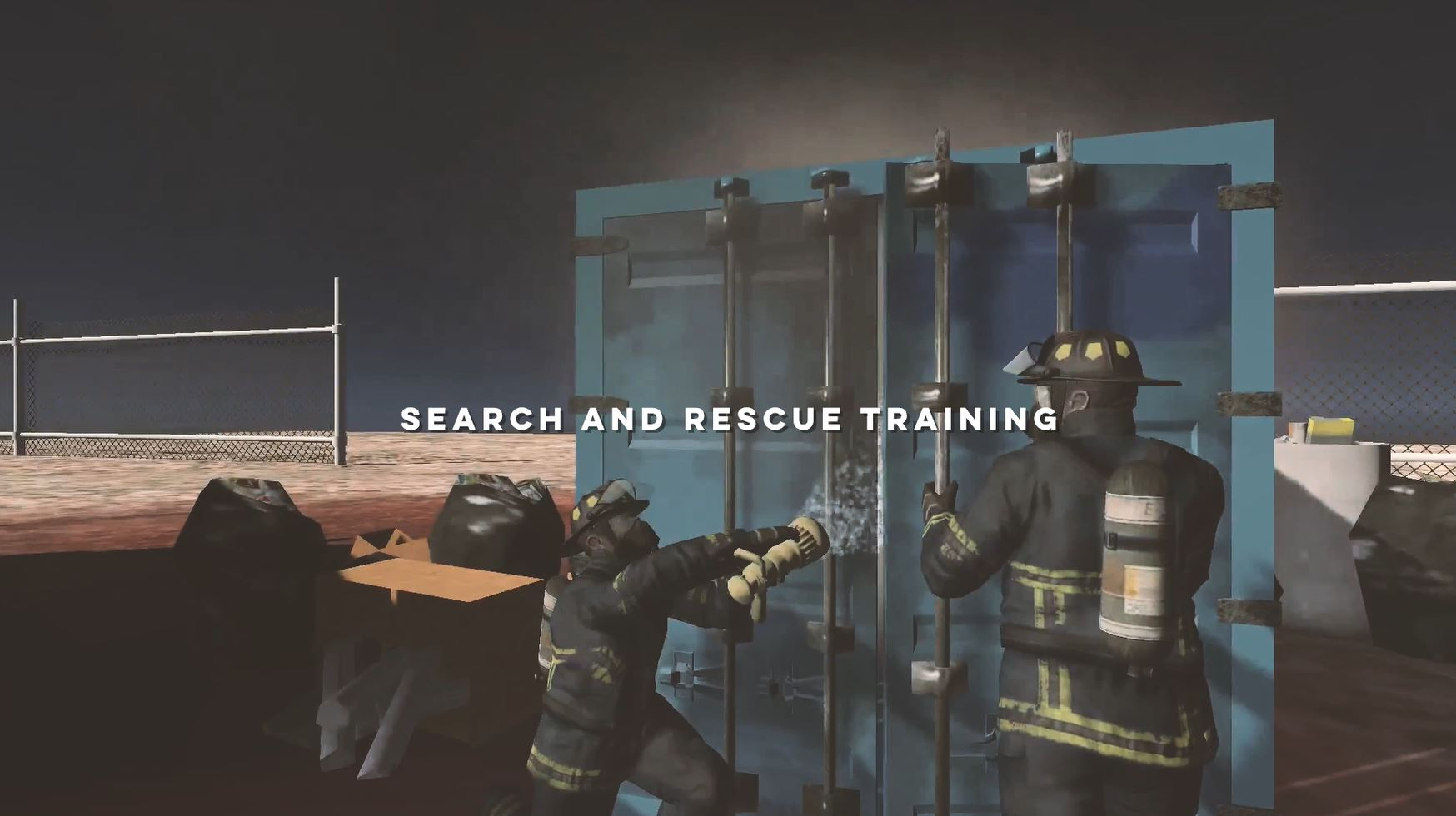 Virtual Reality Training and Certification for Firefighters